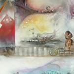 Peinture-collage
