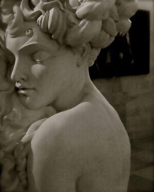 Modèle vivant - sculpture argile