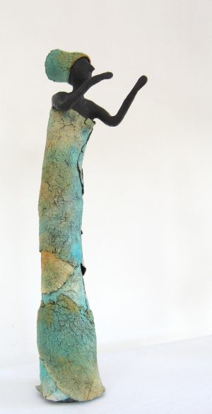 Sculpture Paverpol - Lise-Anne Bernatchez