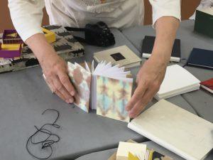 Reliure créative - Adeline Rognon
