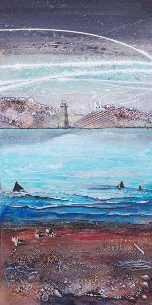 Voir le paysage abstrait autrement - Richard Fulham