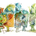Luc Beaudoin - Aquarelle créative
