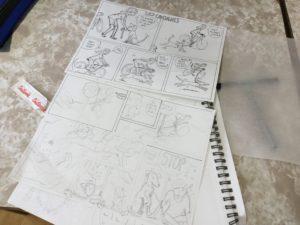 Bande dessinée - Jocelyn Jalette